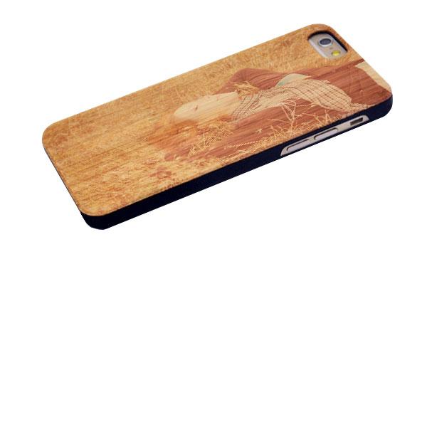 Cover personalizzate iPhone 6s in legno