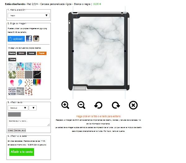 Cover personalizzate iPad