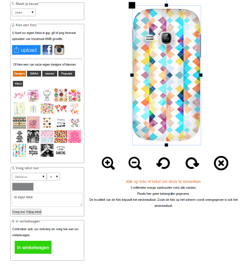 Creare cover samsung galaxy young