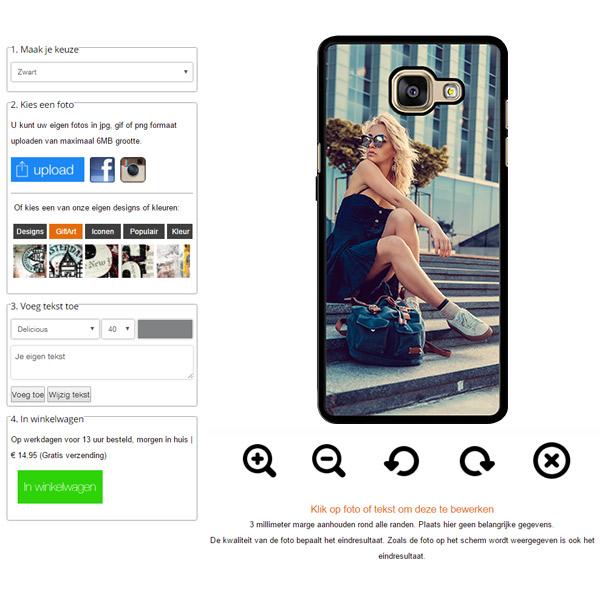 Crea la tua cover per Samsung Galaxy A5
