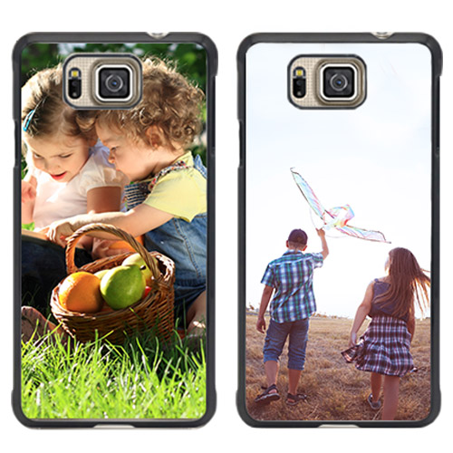 Cover con foto Samsung Galaxy Alpha