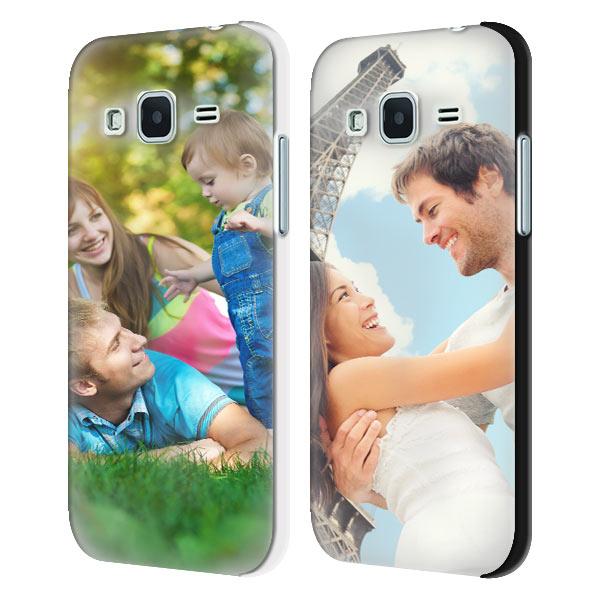 Cover con foto Samsung Galaxy core prime