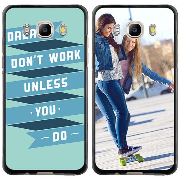 Cover con foto Samsung Galaxy J5