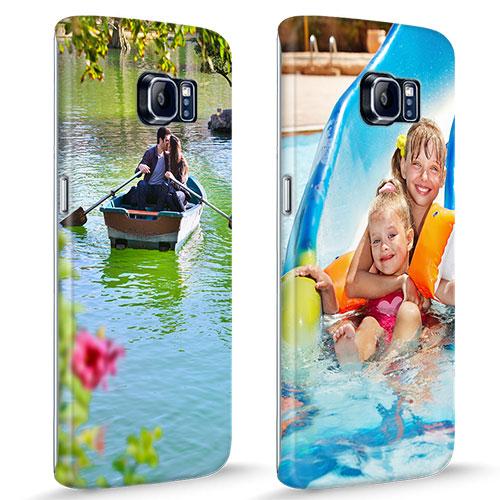 Cover personalizzata Samsung Galaxy S6 edge