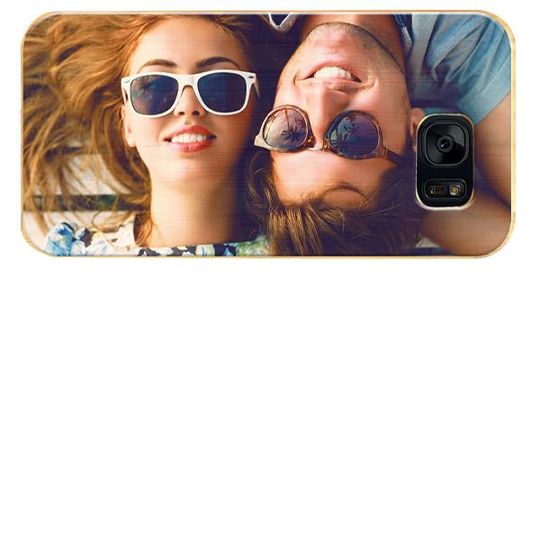 Crea la tua cover in legno per Samsung Galaxy S7 Edge