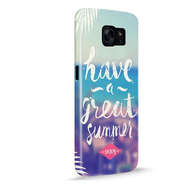 Personalizza il tuo Samsung Galaxy S7 case