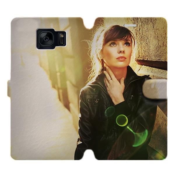 Cover con foto Galaxy S7