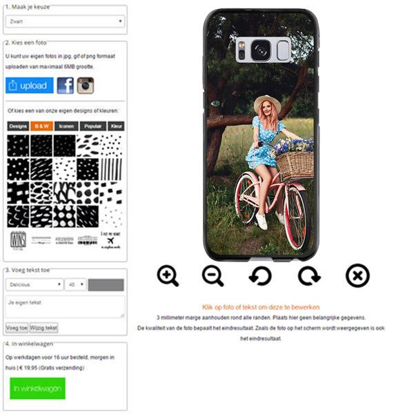Creare cover per Galaxy S8 plus