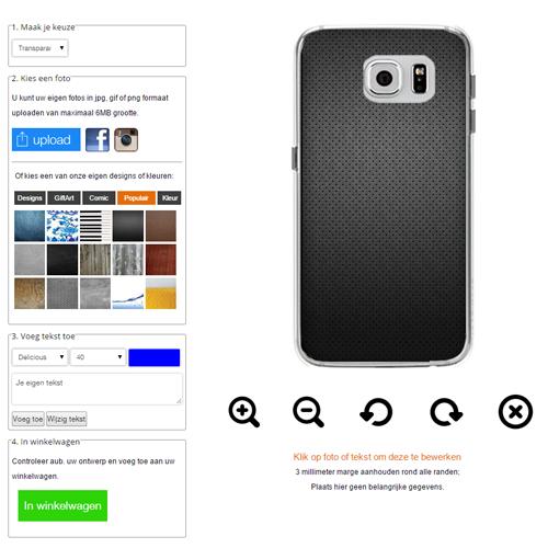 Cover personalizzabili S6