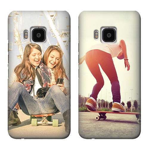 Cover con foto HTC One M9