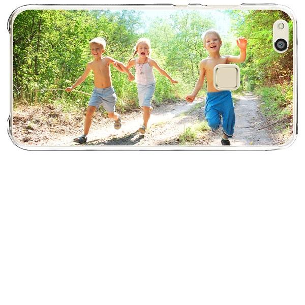Huawei P10 Lite cover con foto rigida