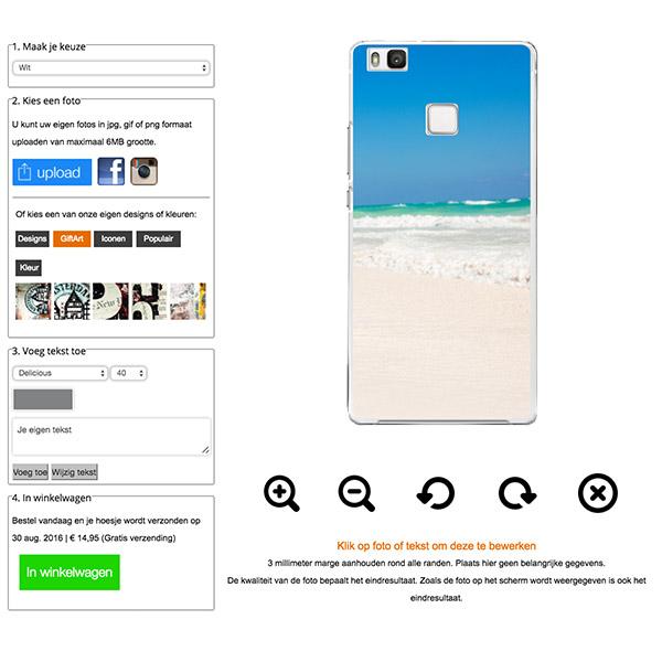 Cover personalizzata Huawei P9 Lite