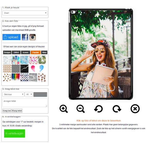 Crea il design per il tuo iPad Pro