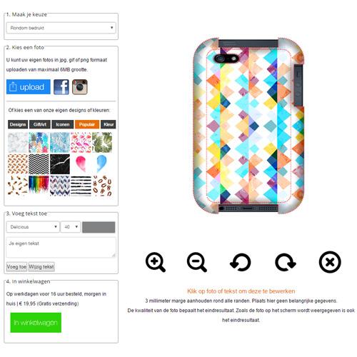 Crea la tua cover iPhone 5