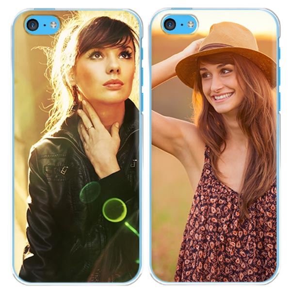 Crea la tua cover con foto Iphone 5C
