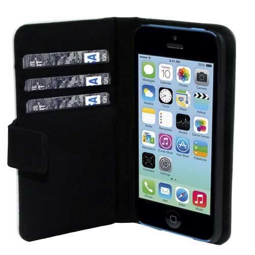 Custodia a libro per iPhone 5C