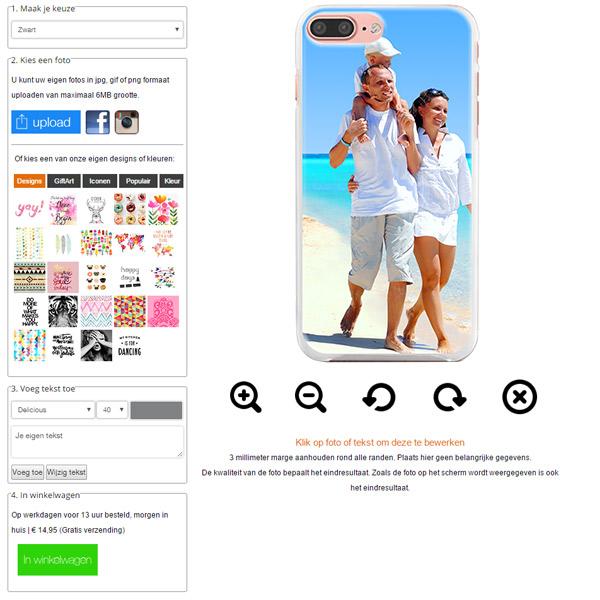 Cover personalizzate iPhone 7 Plus