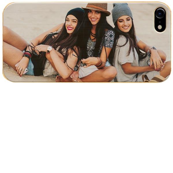 Cover personalizzate iPhone 7 in legno