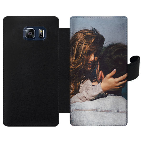 Cover con foto S6 edge plus