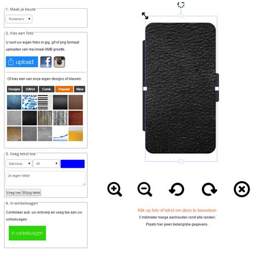 Personalizza cover Samsung Galaxy note 3