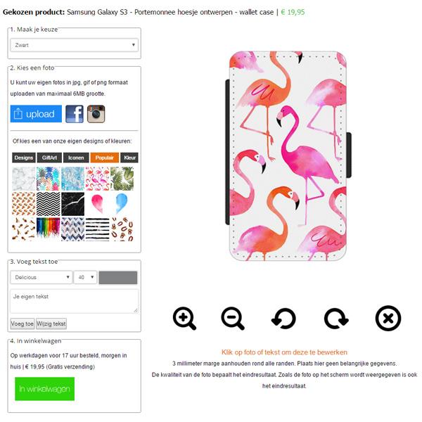Cover personalizzabili Samsung Galaxy S3