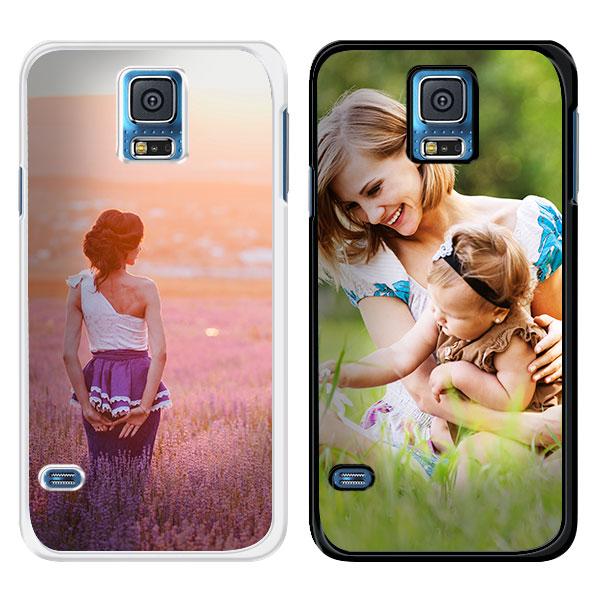 Cover con foto Galaxy S5