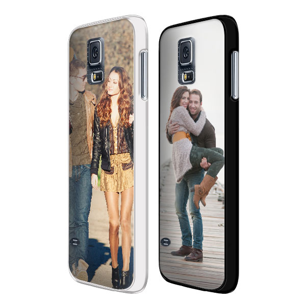 Personalizza cover Galaxy S5
