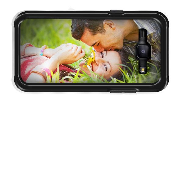 Cover con foto Samsung Galaxy J1