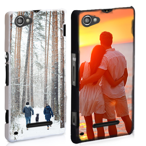 Cover personalizzata Sony Xperia M