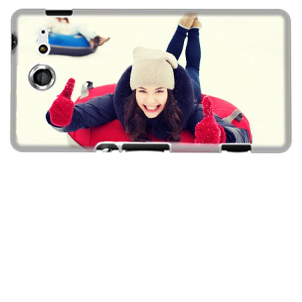 Personalizzare cover Sony Xperia M2
