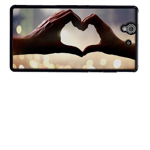 Personalizzare cover per Sony Xperia Z