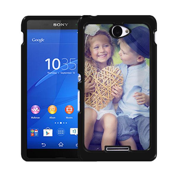 personalizzare cover Sony Xperia E4