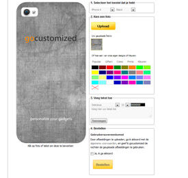 Personalizza cover Samsung Galaxy Note 4